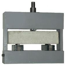 Приспособление к прессу ПИ для испытания образцов 40х40х160 мм