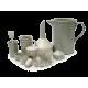 Фарфоровая лабораторная посуда по ГОСТ 9147-80