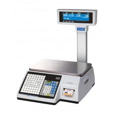 Весы торговые CAS CL5000-15P TCP-IP