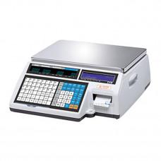 Весы торговые CAS CL5000J-6IB TCP-IP