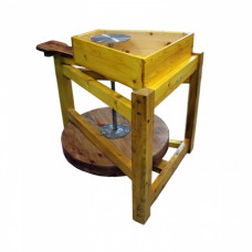 Гончарный круг деревянный