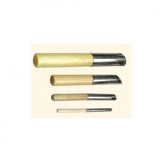Набор инструментов для вырезания отверстий, дырокол 4 шт. (диам. 3; 8,5; 13; 22 мм), SFT088
