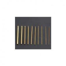 """Набор инструментов (стальных) для вырезания отверстий, 8"""" (10 шт) С39"""