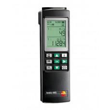 Прибор для систем ОВК Testo 445 (включая чехол TopSafe)