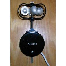 Анемометр цифровой АП-1М-2 (электронный чашечный) с аккумуляторами