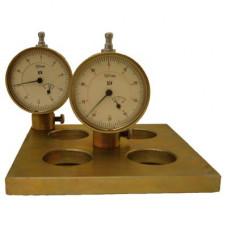 Прибор для измерения отклонений от плоскостности НПЛ-1 для форм ФК-100