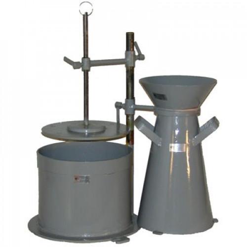 Жесткость бетонной смеси бетон заказать с доставкой в самаре