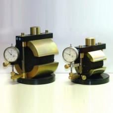 Обжимное устройство для определения характеристик сдвигоустойчивости асфальтобетона по схеме Маршалла УС-Ф (d=71,4 мм)