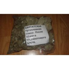 Кантатская тугоплавкая глина