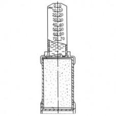 Прибор для определения коэффициента фильтрации КФ-1