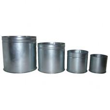 Комплект мерных цилиндрических сосудов МП (1-2-5-10 л)