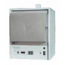 Электропечь ЭКПС 10 (1100°C, 10 л, многоступенчатый микропроцессорный регулятор, автономная вытяжка, нержав сталь), СПУ