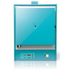 Электропечь ЭКПС 50 (1100 °С, 50 л), СПУ (одноступенчатый микропроцессорный регулятор с вытяжкой)