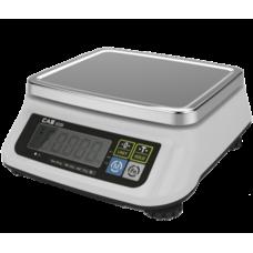 Весы порционные CAS SWN-6 (DD)