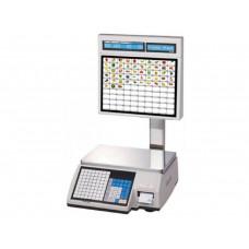 Весы торговые CAS CL5000J-30IS TCP-IP
