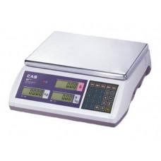 Торговые весы CAS ER PLUS-6C