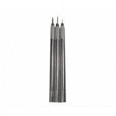 Набор ножей скульптурных, тонкое лезвие, 3 шт. DK11407
