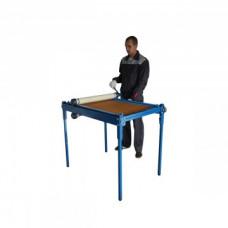Раскатчик глины (раскаточный стол) со сменными пластинами СР-СП