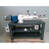 Пресс шнековый вакуумный лабораторный. Модель 090 (Пр-во Испания)